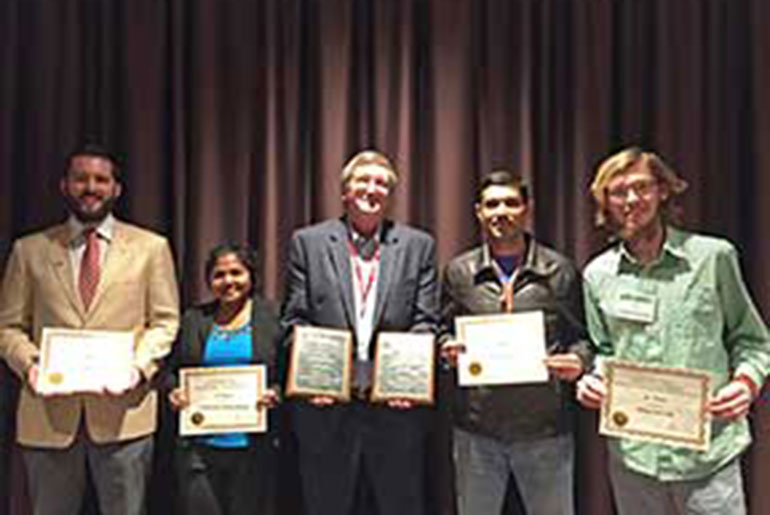MSU faculty, students winners at southern agronomy meeting