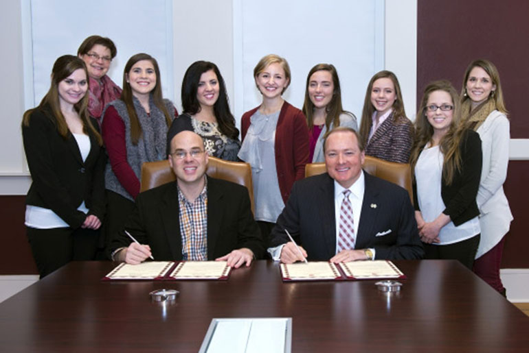 MSU, City of Starkville proclaim March as Nutrition Month