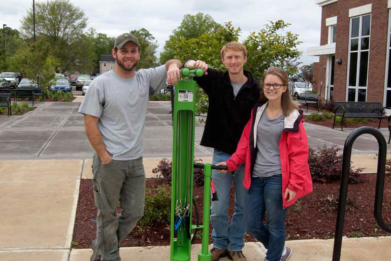 MSU Earth Day observance to debut new bike repair stations