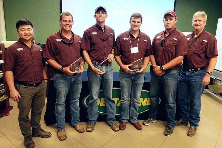 MSU weed team tops in regional contest